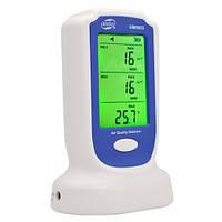 Детектор якості повітря (PM2,5;PM10, 0-50°C) BENETECH GM8803, фото 1