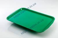 Поднос Fast Food ( 360*460 мм) зеленый