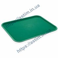 Поднос Fast Food ( 370*480 мм) зеленый