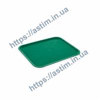 Поднос Fast Food( 260*350 мм) зеленый