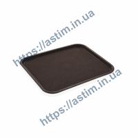 Поднос Fast Food ( 360*430 мм) коричневый