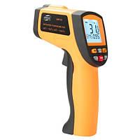 Безконтактний інфрачервоний термометр (пірометр) -50-750°C BENETECH GM700