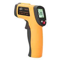 Безконтактний інфрачервоний термометр (пірометр) -50-550°C BENETECH GM550E