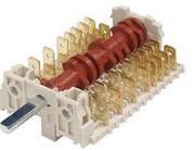 Переключатель режимов конфорок для электроплиты Ariston 11HE/119 C00114510 Оригинал