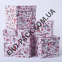 Коробка квадратна R2 10х10х10, фото 1