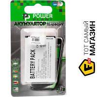 Аккумулятор для мобильного телефона PowerPlant HTC Desire S, S710E, PG88100, S510E, Saga, G12 (DV00DV6087)