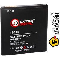 Аккумулятор для мобильного телефона Extradigital Samsung I9000/Galexy S/T959 (BMS1129)