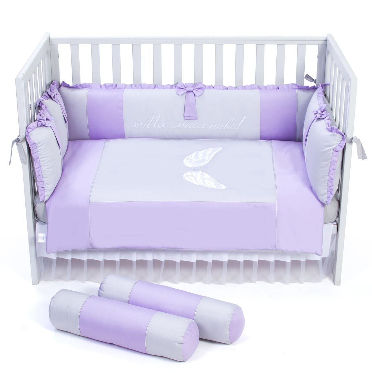 Постельный комплект для новорожденных Veres Baby Angel