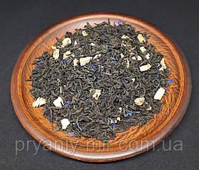 Чай чорний з імбиром