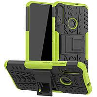 Чехол Armor Case для Motorola Moto E6 Plus Lime