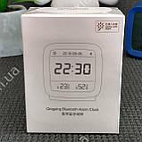 New! Умный Будильник Xiaomi Qingping Bluetooth Alarm Clock.Термометр\Гигрометр\Часы с подсветкой и будильником, фото 8