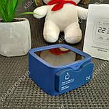 New! Умный Будильник Xiaomi Qingping Bluetooth Alarm Clock.Термометр\Гигрометр\Часы с подсветкой и будильником, фото 5
