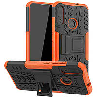 Чехол Armor Case для Motorola Moto E6 Plus Orange