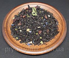 Чай чорний Суниця з вершками