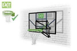 Баскетбольный щит с кольцом и сеткой EXIT Galaxy