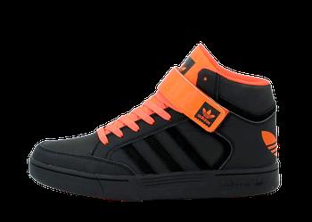 Мужские кроссовки adidas Varial Mid (адидас) черные