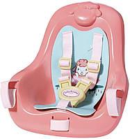 Кресло сидение для велосипеда велокресло для куклы Беби Анабель Baby Annabell Zapf Creation 703335