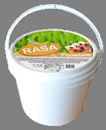 Мягкий крем-сыр Rasa-premium 66% 3 кг.