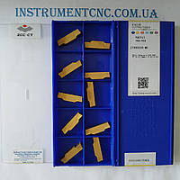 Пластина токарная ZCC-CT ZTHD0504-MG YBC151 твердосплавная канавочная
