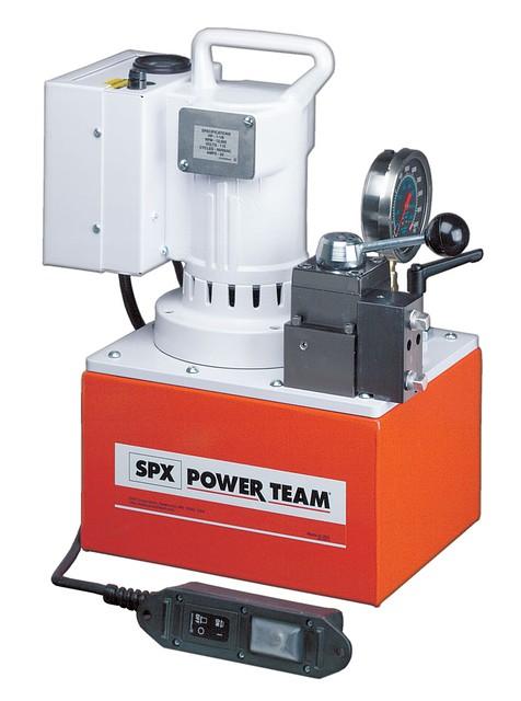 Электронасосы гидравлические, серия PE55. 0,9 л/мин 0,84 кВт Серия Vanguard®.