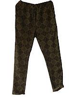 Женский штаны полубатал
