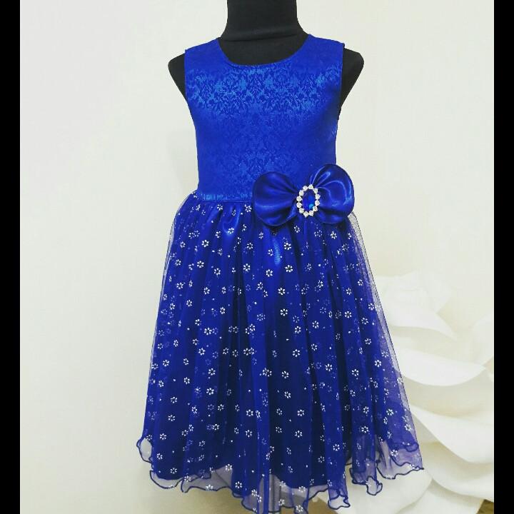 Нарядное праздничное платье для девочки