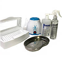 Набор для дезобработки и стерилизации с АХД №2 (Бланидас)