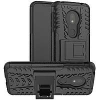 Чехол Armor Case для Motorola Moto G7 Play Black