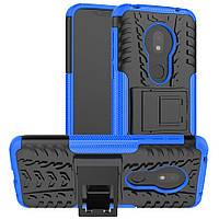Чехол Armor Case для Motorola Moto G7 Play Blue