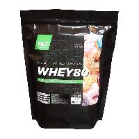 Протеин WHEY 80 (Банановый пончик) 2кг. TNT (Target Nutrition Trend)
