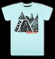 """Детская футболка для мальчика FT-20-17-2 """"Юниор"""""""