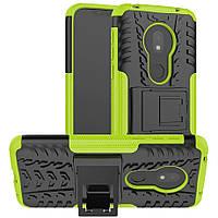 Чехол Armor Case для Motorola Moto G7 Play Lime