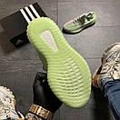 Кроссовки Adidas Yeezy Boost 350 v2 Grey Green, фото 3