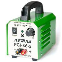 Блок питания подогрева газа Атом PGI-36-5