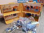 Игрушечный домик для кукол Playmobil 5870 Ветеринарная клиника, фото 6