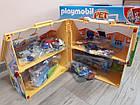 Игрушечный домик для кукол Playmobil 5870 Ветеринарная клиника, фото 5