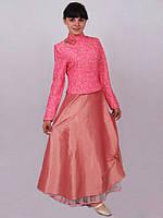 """Комплект для девочки М-273-274 розовый рост 152 тм """"Попелюшка"""", фото 1"""