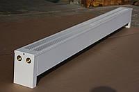 Лавка - конвектор КСЕ 200.800.300. Теплая скамейка. Теплая лавка с подогревом. Монтаж конвекторов Одесса