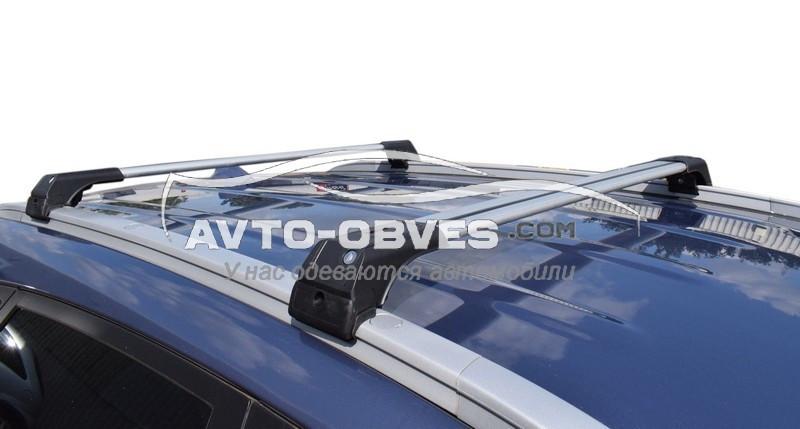 Поперечины на интегрированные рейлинги для BMW X4