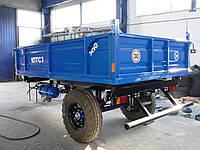 Тракторный прицеп 1 ПТС-3