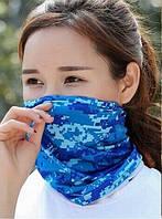 Бафф маска , головной убор , шарф