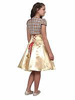 Комплект для девочки М-771 платье с болеро 164, фото 1