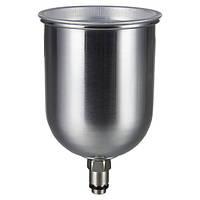 Бачок металлический  (наружная резьба) 600 мл  AUARITA   PC-600GLG