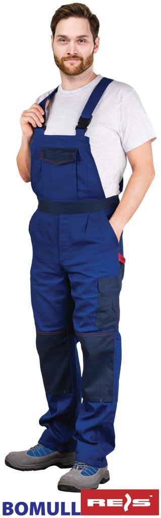 Защитные брюки типа комбинезон Bomull BOMULL-B NG