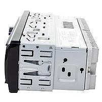 Автомагнитола Lesko 5009 с функцией Bluetooth 1Din прием входящих звонков 2 юсб порта ФМ радио пульт ДУ, фото 3