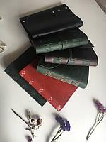 Блокнот А5, стильный блокнот, кожаный блокнот А5, шкіряний блокнот скетчбук А5