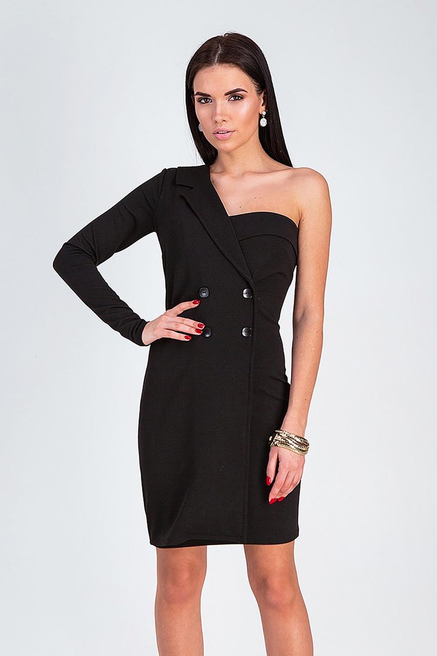 S, M, L | Класичне жіноче плаття Avinion, чорний