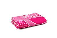 Одеяло  детское в кроватку  100% хлопок  Украина 100 х 140, лучшая цена!