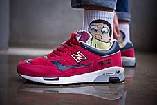 Чоловічі кросівки New Balance 1500 Bordo ( Репліка ), фото 3