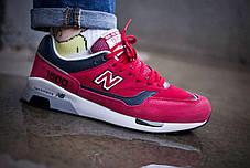 Кроссовки мужские New Balance 1500 Bordo Нью Беланс 1500  Реплика, фото 2